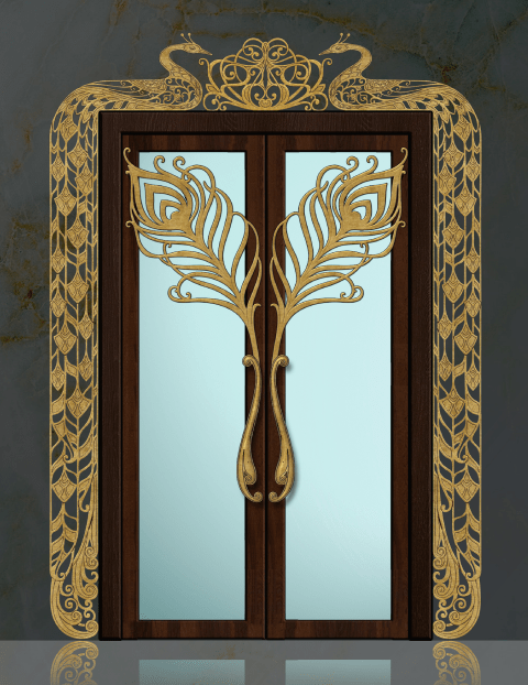 Pooja Room Door Manufacturer (625 Creative Unique Designs