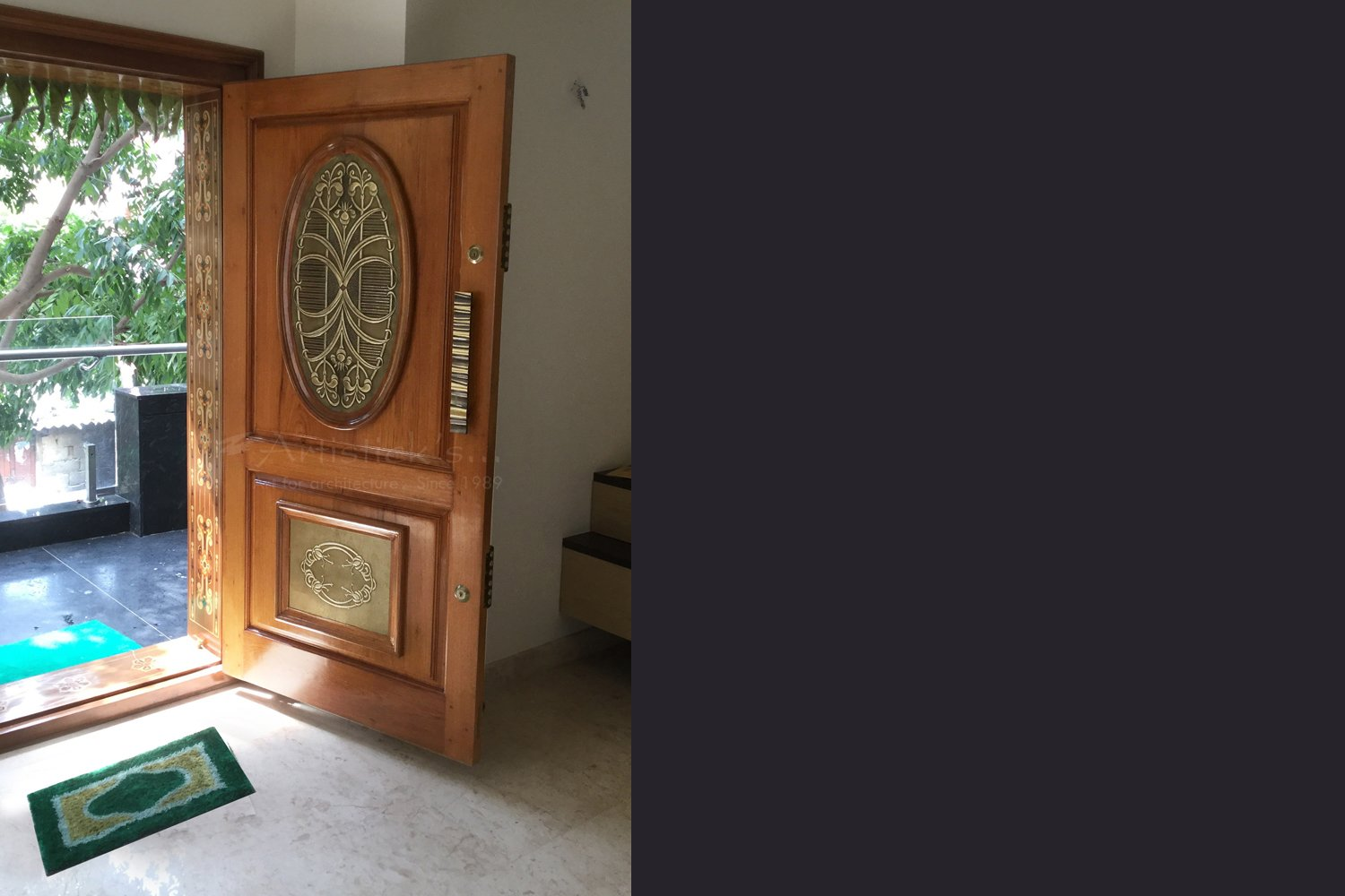entrance door for home